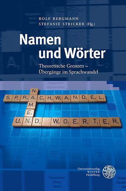 Cover-Bild Namen und Wörter