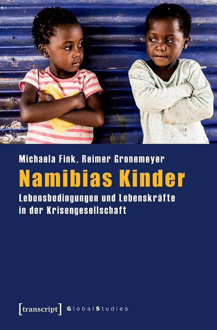 Cover-Bild Namibias Kinder