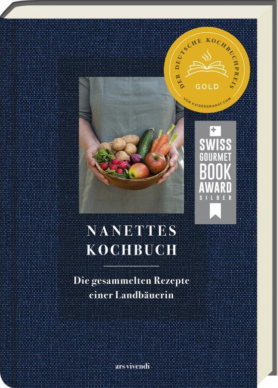 Cover-Bild Nanettes Kochbuch
