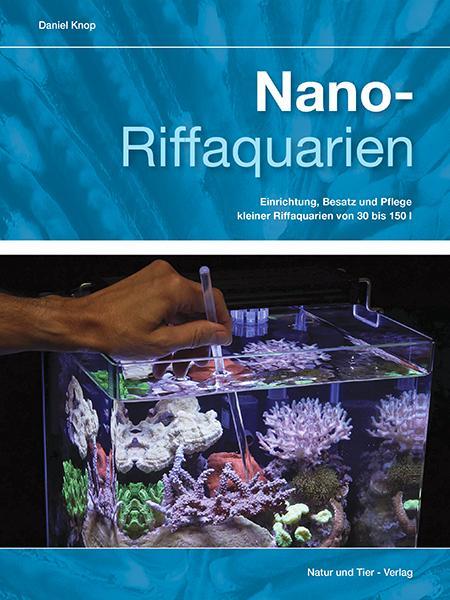 Cover-Bild Nano-Riffaquarien
