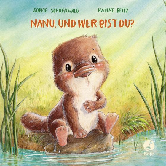 Cover-Bild Nanu, und wer bist du?