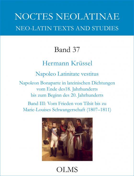 Cover-Bild Napoleo Latinitate vestitus