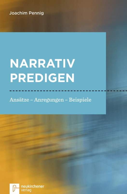 Cover-Bild Narrativ predigen