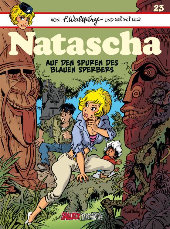Cover-Bild Natascha Band 23