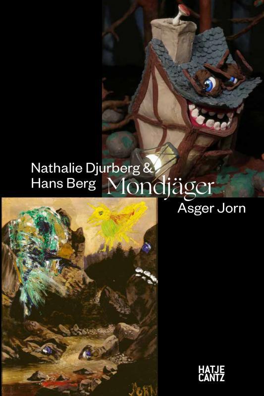 Cover-Bild Nathalie Djurberg & Hans Berg / Asger Jorn