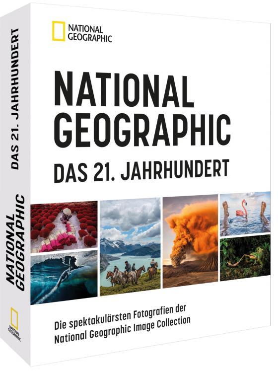 Cover-Bild NATIONAL GEOGRAPHIC DAS 21. JAHRHUNDERT