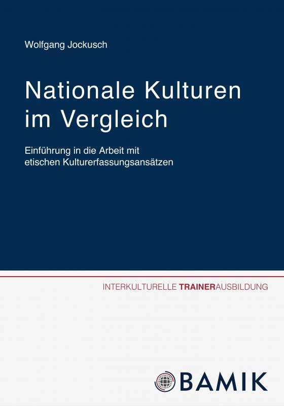 Cover-Bild Nationale Kulturen im Vergleich