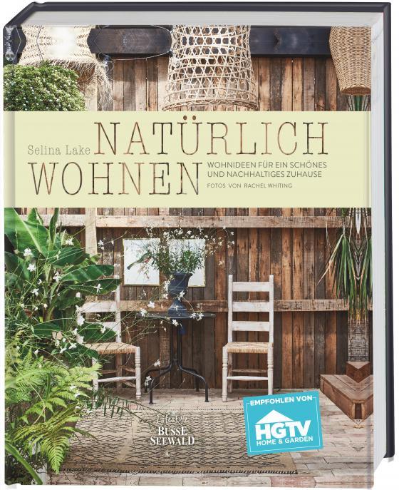 Cover-Bild Natürlich Wohnen. Empfohlen von HGTV