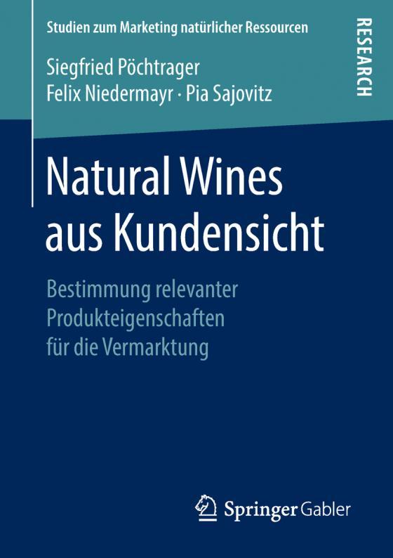 Cover-Bild Natural Wines aus Kundensicht