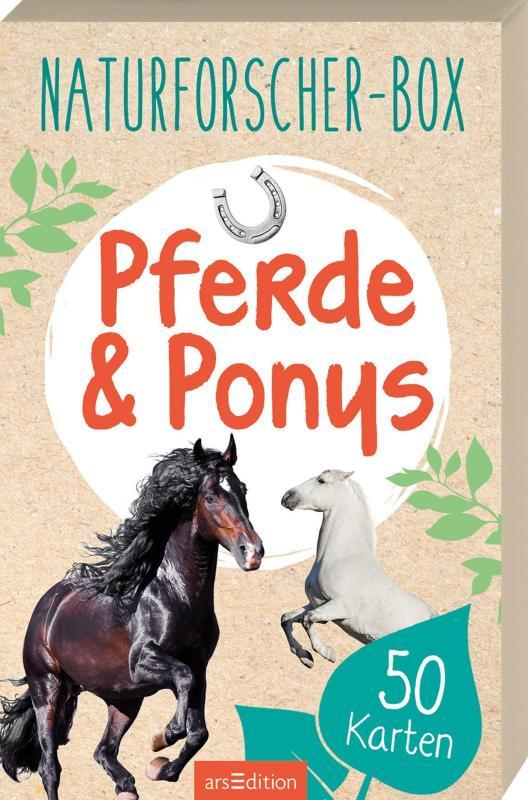 Cover-Bild Naturforscher-Box - Pferde & Ponys