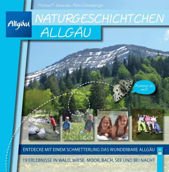 Cover-Bild Naturgeschichtchen Allgäu