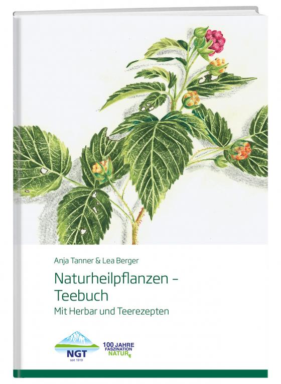 Cover-Bild Naturheilpflanzen –Teebuch