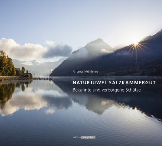 Cover-Bild Naturjuwel Salzkammergut