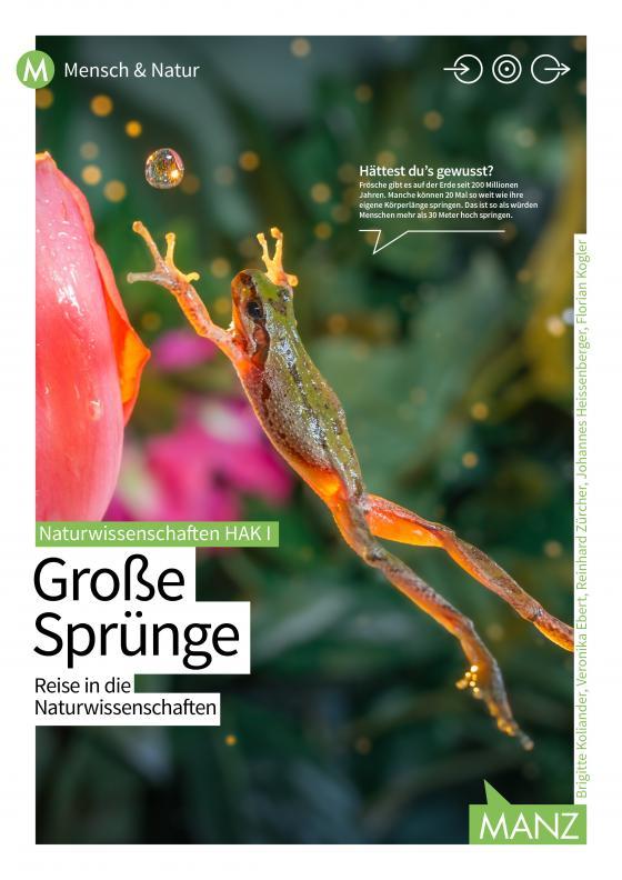 Cover-Bild Naturwissenschaften / Naturwissenschaften HAK I | Große Sprünge