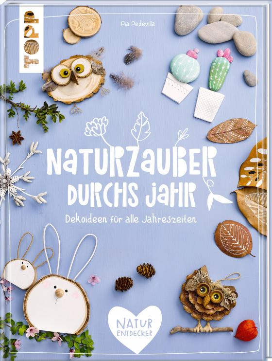 Cover-Bild Naturzauber durchs Jahr