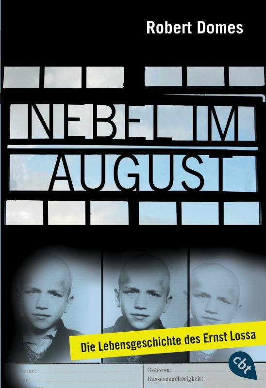 Cover-Bild Nebel im August