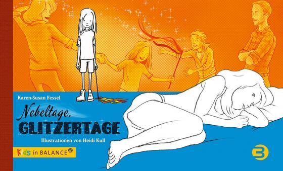 Cover-Bild Nebeltage, Glitzertage