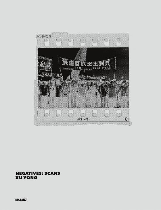 Cover-Bild Negative Scan