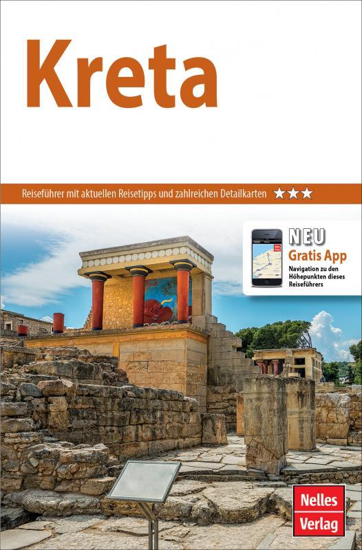 Cover-Bild Nelles Guide Reiseführer Kreta