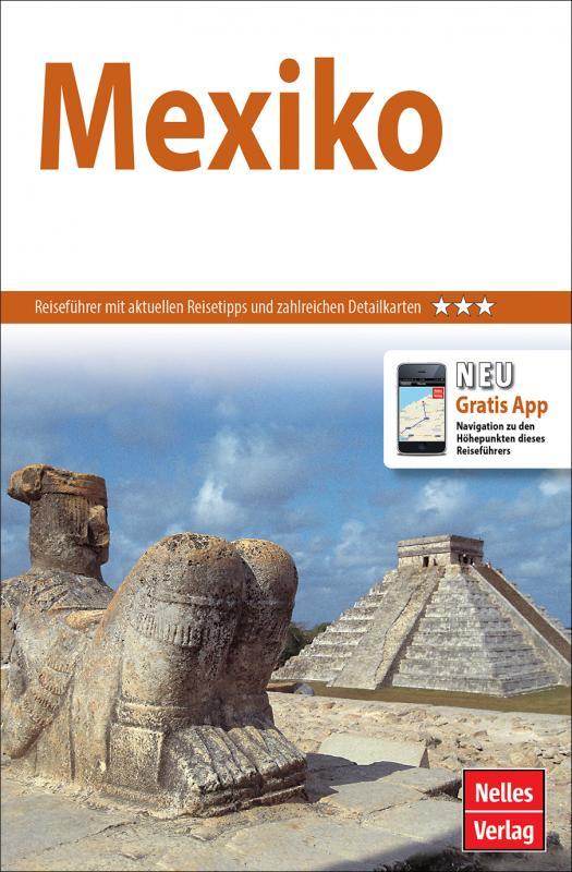 Cover-Bild Nelles Guide Reiseführer Mexiko