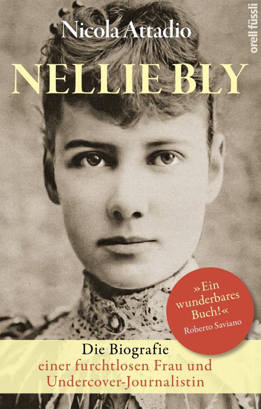 Cover-Bild Nellie Bly