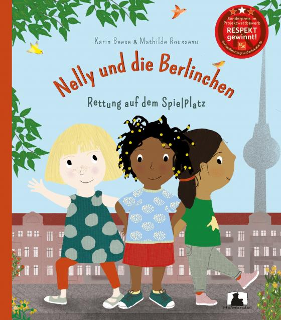 Cover-Bild Nelly und die Berlinchen