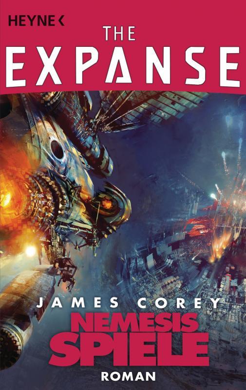 Cover-Bild Nemesis-Spiele