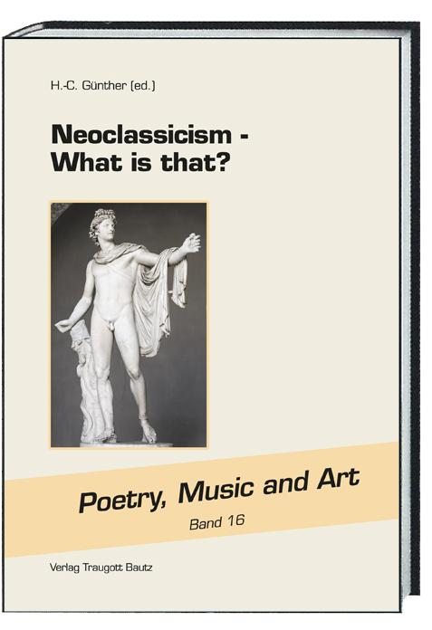 Cover-Bild Neoclassicism - What is that?