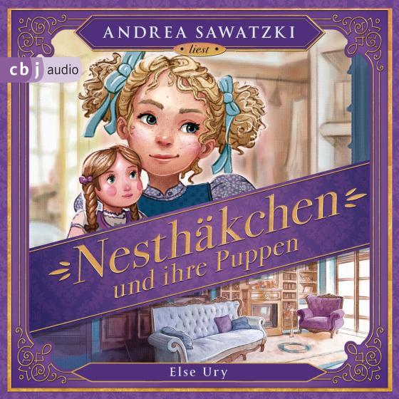 Cover-Bild Nesthäkchen und ihre Puppen
