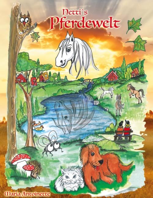 Cover-Bild Netti's Pferdewelt