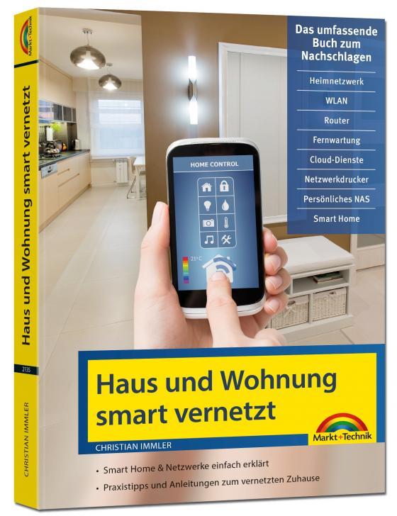 Cover-Bild Netzwerk Haus und Wohnung smart vernetzen