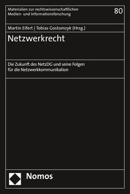 Cover-Bild Netzwerkrecht