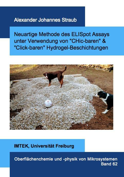 Cover-Bild Neuartige Methode des ELISpot Assays unter Verwendung von