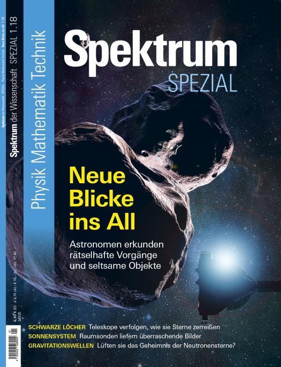 Cover-Bild Neue Blicke ins All
