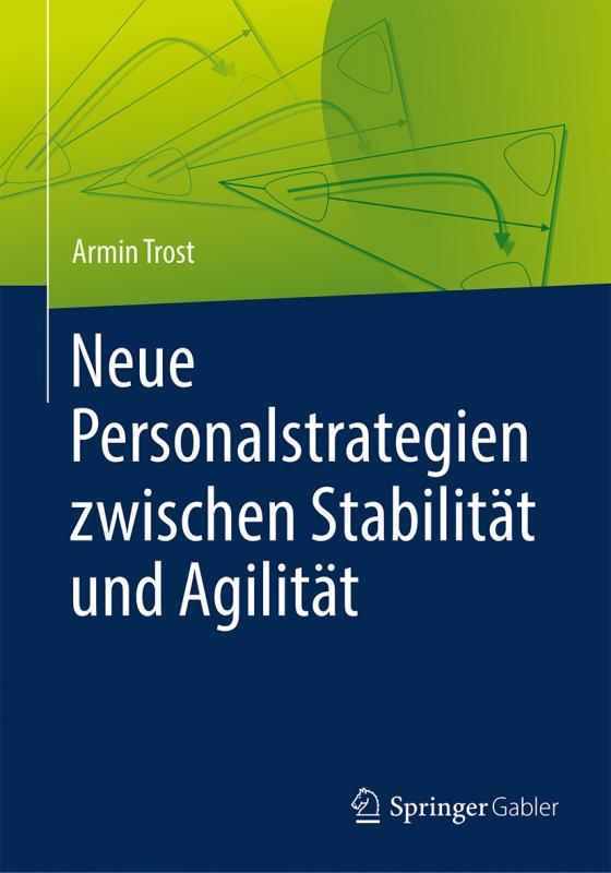 Cover-Bild Neue Personalstrategien zwischen Stabilität und Agilität
