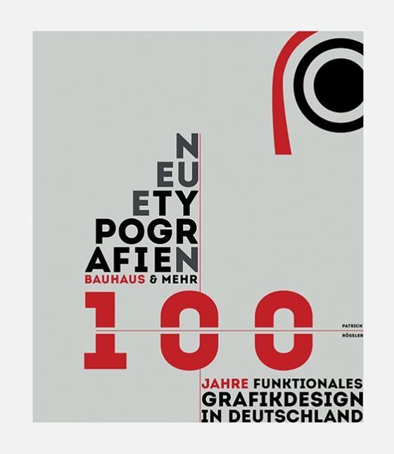 Cover-Bild Neue Typografien / New Typographies