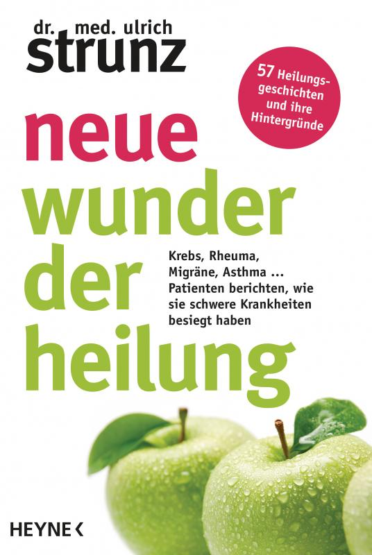 Cover-Bild Neue Wunder der Heilung
