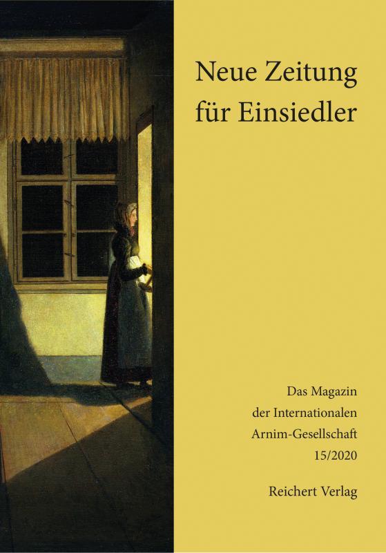 Cover-Bild Neue Zeitung für Einsiedler