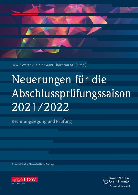 Cover-Bild Neuerungen für die Abschlussprüfungssaison 2021/2022