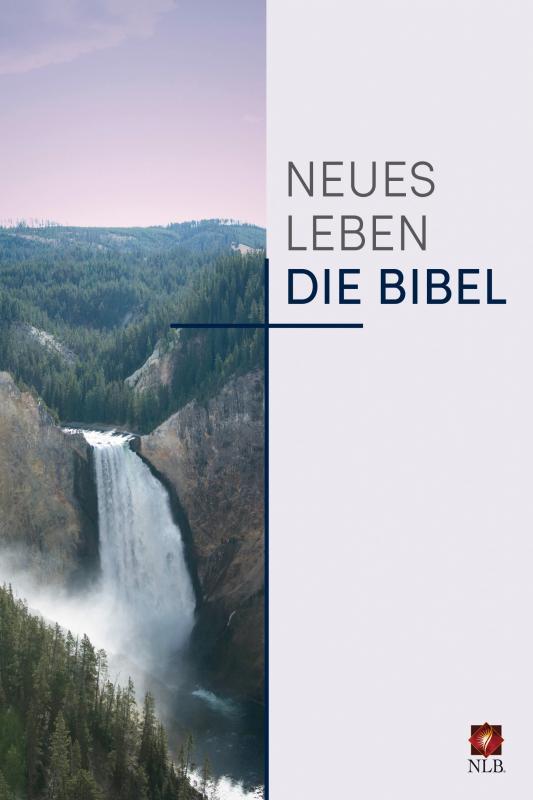 Cover-Bild Neues Leben. Die Bibel, Standardausgabe, Motiv Wasserfall