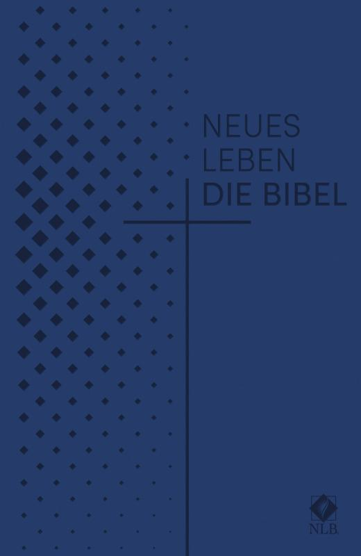 Cover-Bild Neues Leben. Die Bibel, Taschenausgabe, Kunstleder blau