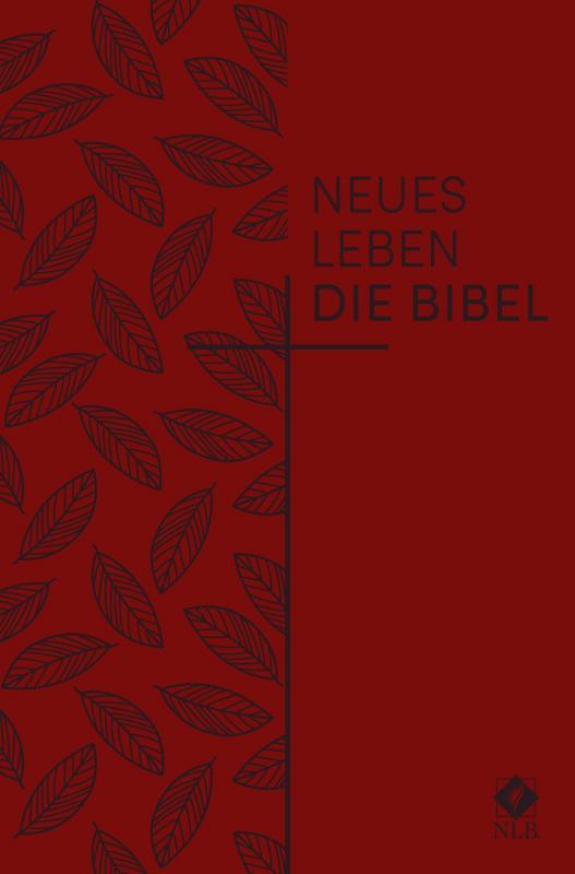 Cover-Bild Neues Leben. Die Bibel, Taschenausgabe, Kunstleder Rot