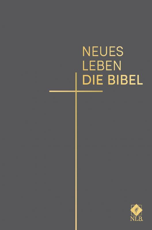 Cover-Bild Neues Leben. Die Bibel, Taschenausgabe, Leder, Grau