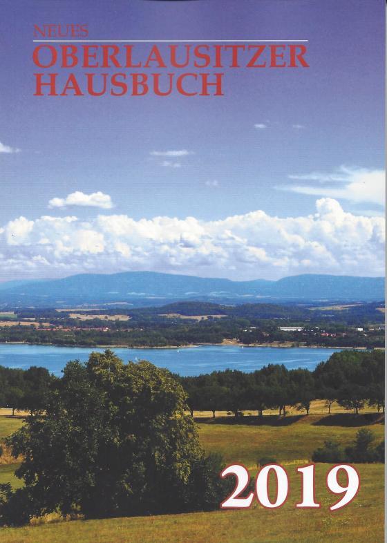 Cover-Bild Neues Oberlausitzer Hausbuch 2019