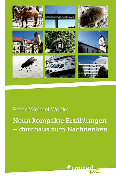 Cover-Bild Neun kompakte Erzählungen - durchaus zum Nachdenken