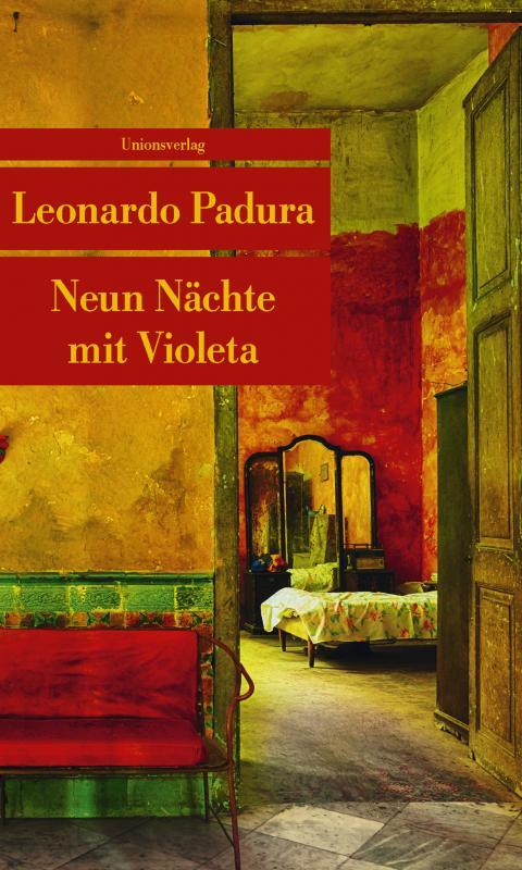 Cover-Bild Neun Nächte mit Violeta