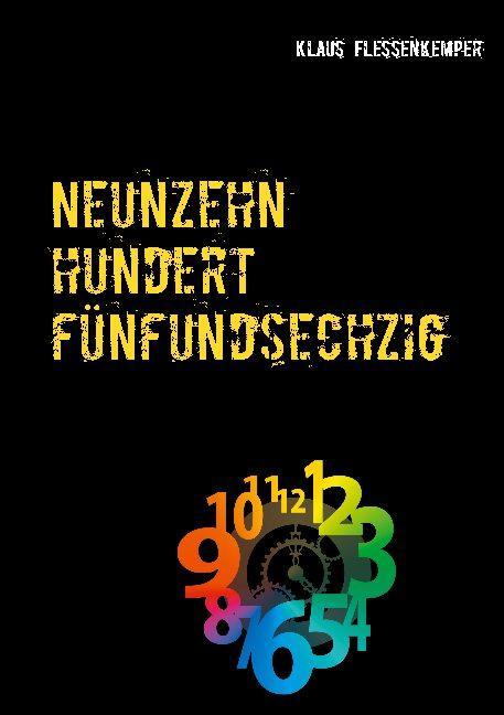 Cover-Bild Neunzehnhundertfünfundsechzig