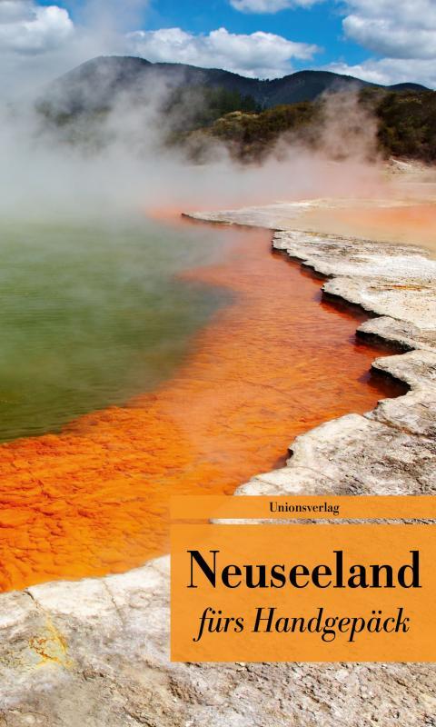 Cover-Bild Neuseeland fürs Handgepäck