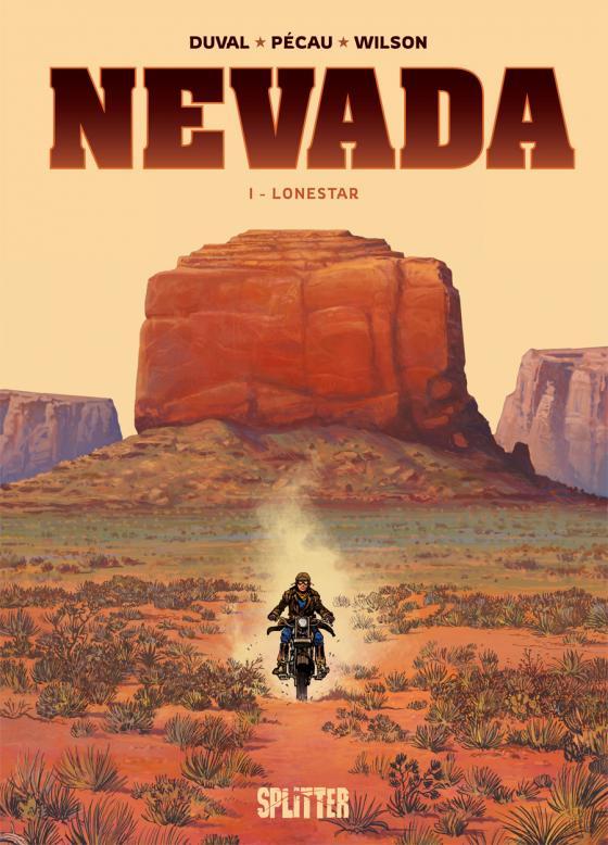 Cover-Bild Nevada. Band 1
