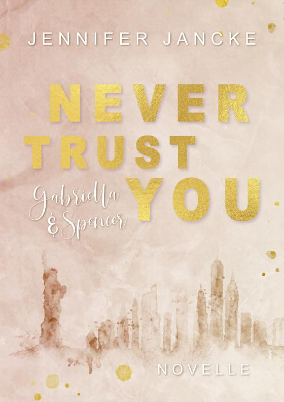 Cover-Bild Never Trust You